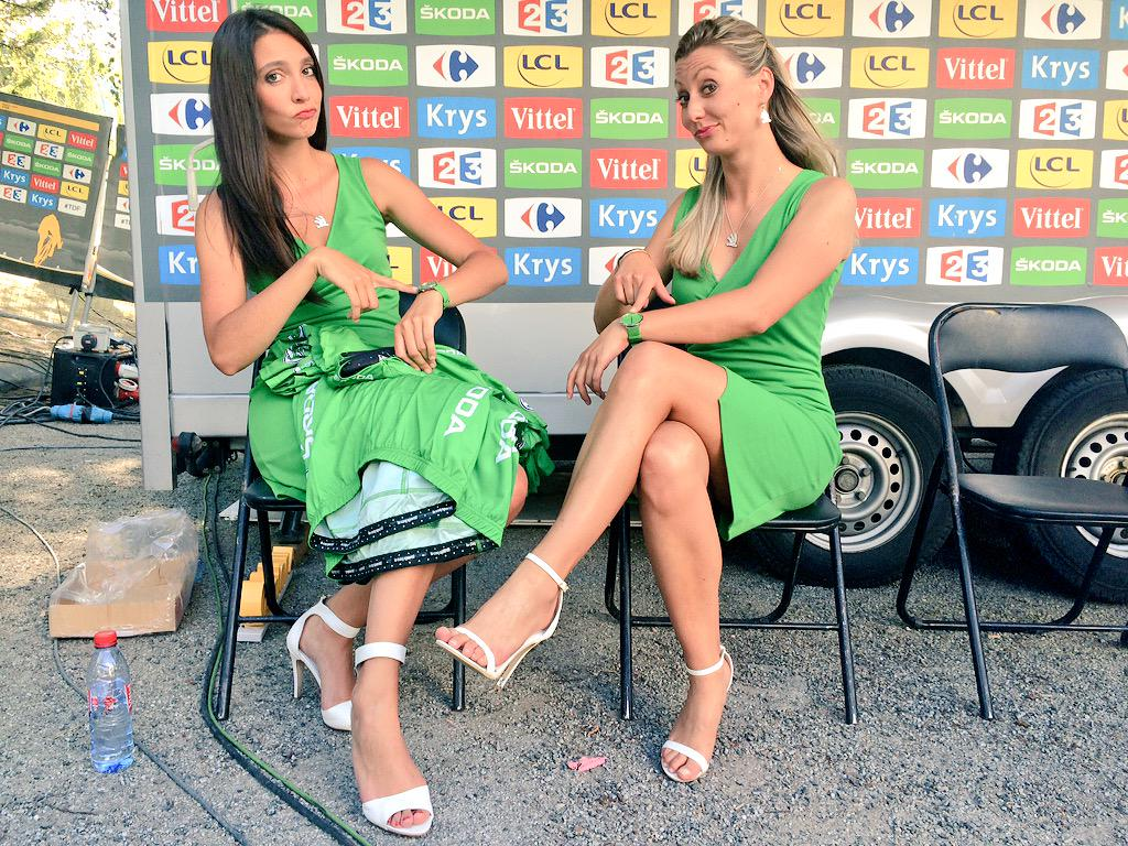 nude girls at tour de france