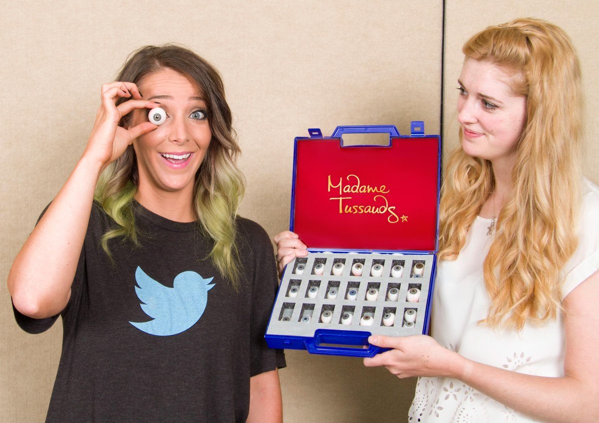 NOW ANNOUNCING: @Jenna_Marbles is getting a wax figure at Madame Tussauds NY!!  #MarblesGetsWaxed #MadameTussaudsNY http://t.co/vHmDnYHQjj