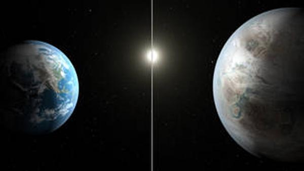 Kepler-452b: Nasa encontra planeta similar à Terra em potencial zona habitável http://t.co/BPK1kteKyl #Nasa #G1