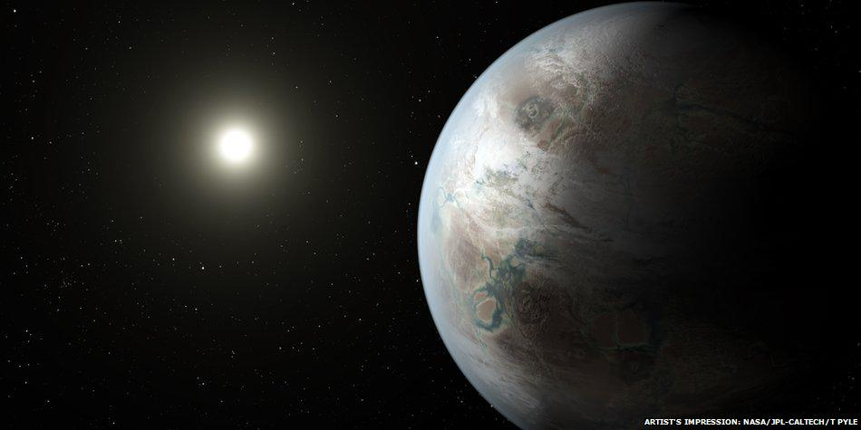 A world sharing many characteristics with Earth is found by #Kepler telescope http://t.co/LsLFgv1NJX