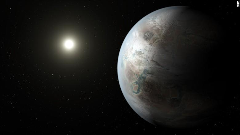NASA announces 1st nearly Earth-size planet to be found in habitable zone of a star like ours. http://t.co/6AgQKMUue8