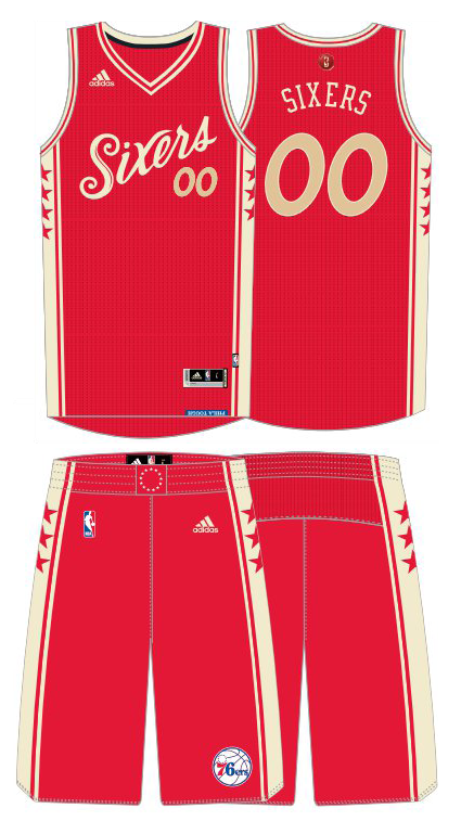 e1b281bb3b6 Report  Sixers new alternate uniforms leaked for upcoming season ...