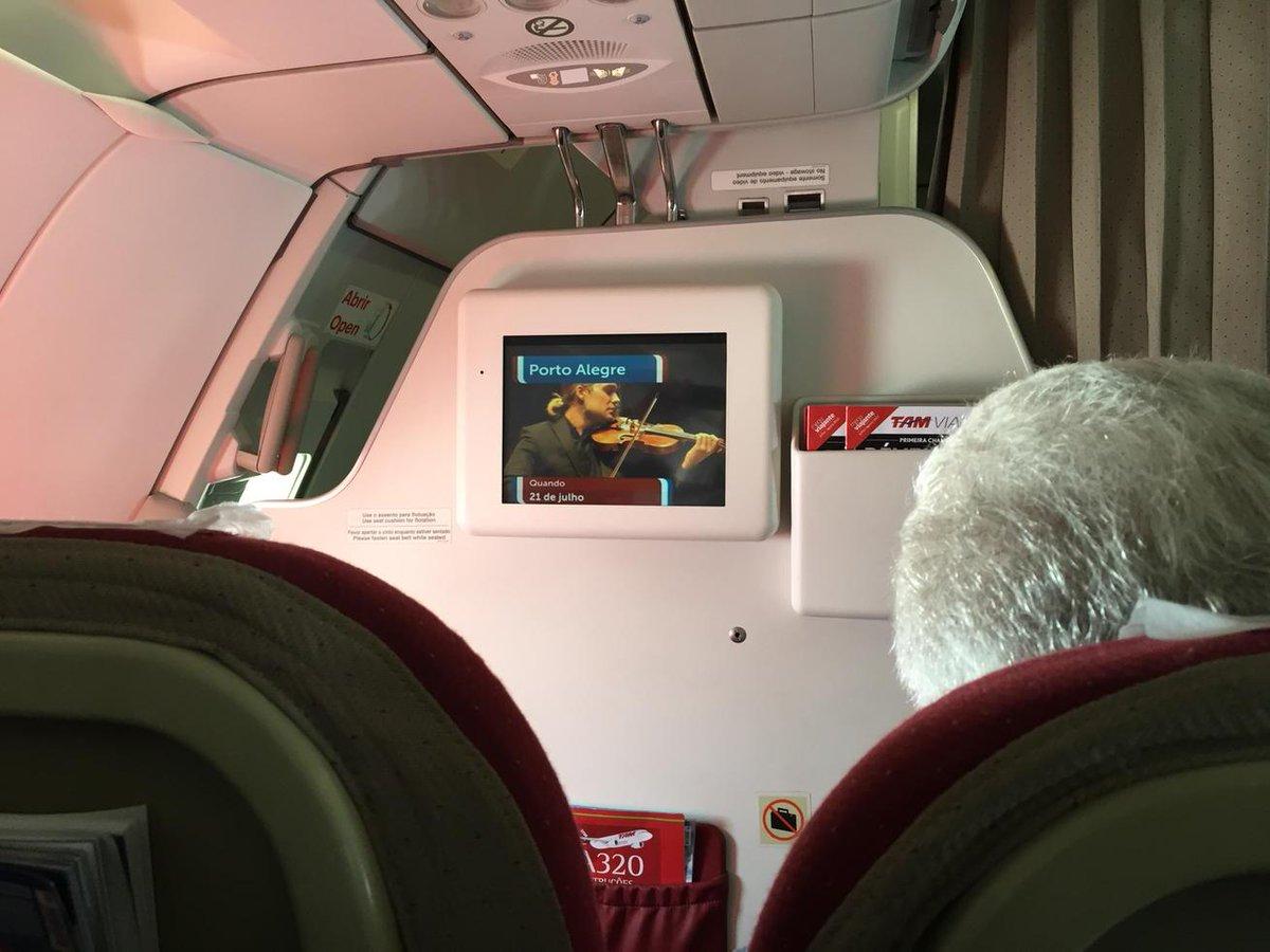 David Garrett On Twitter Sitting On The Plane To São Paulo And