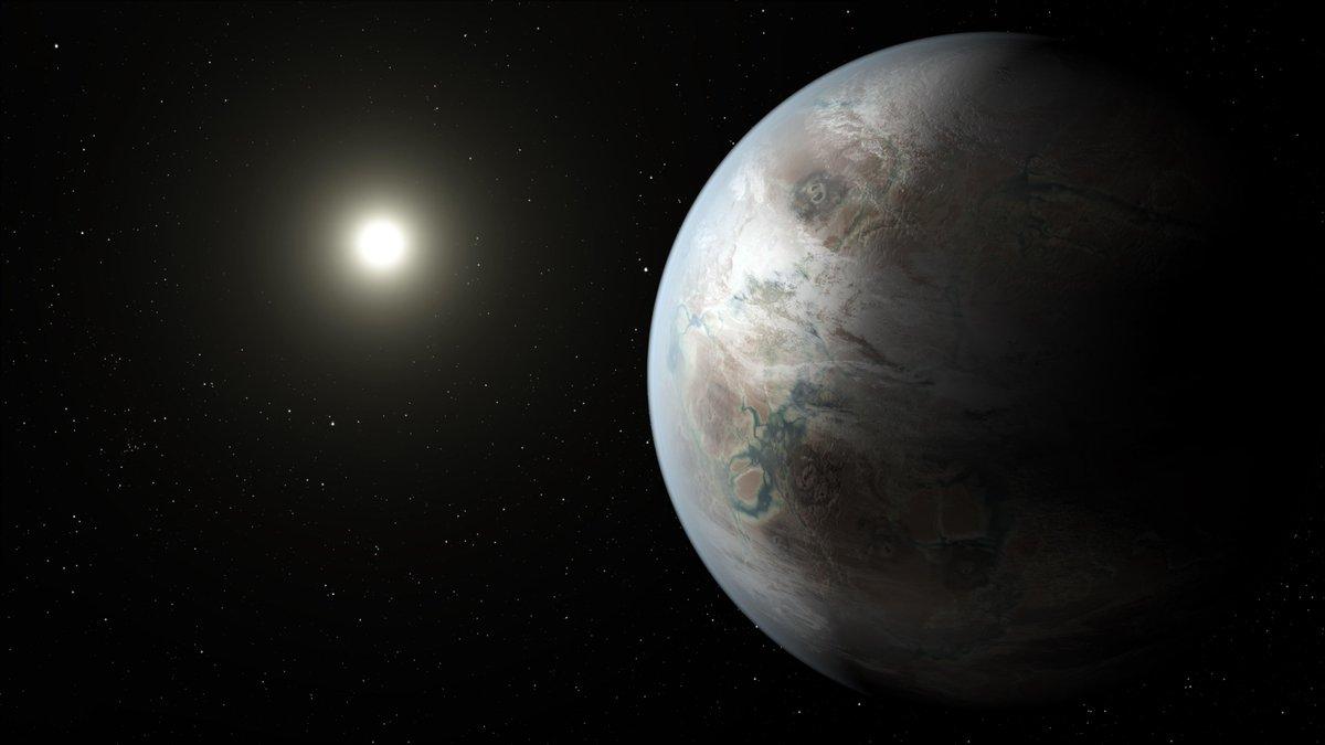 Kepler-452b: o planeta extrassolar 'quase gêmeo' da Terra. http://t.co/hMbjXwgOCi