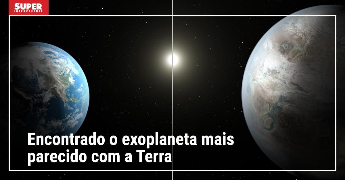 Até agora, Kepler-452b é o mais promissor candidato à vida. Veja: http://t.co/lLhXdejTGn
