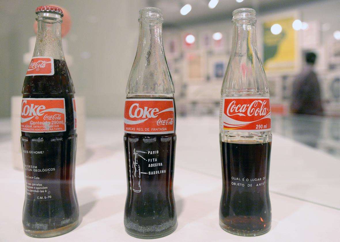 coca cola monetary policy and