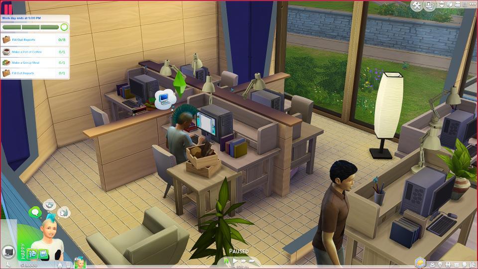 Sims Community on Twitter: