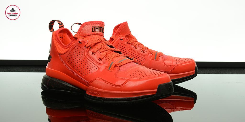 25d4f1bdd99 the adidas d lillard 1 takeonsummer drops online tomorrow at 10am edt link  damelillard