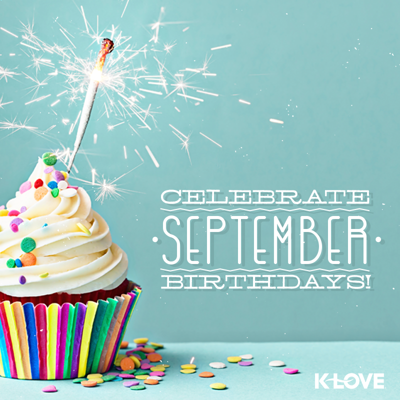 Image Gallery happy september birthday