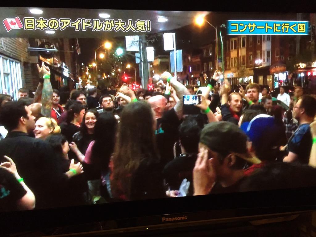 【速報】 BABYMETALの「ギミチョコ」が3000万回突破!NTV世界番付でも紹介される