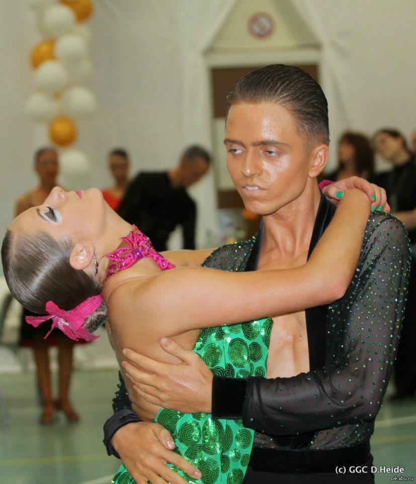 Смешная картинка танцора