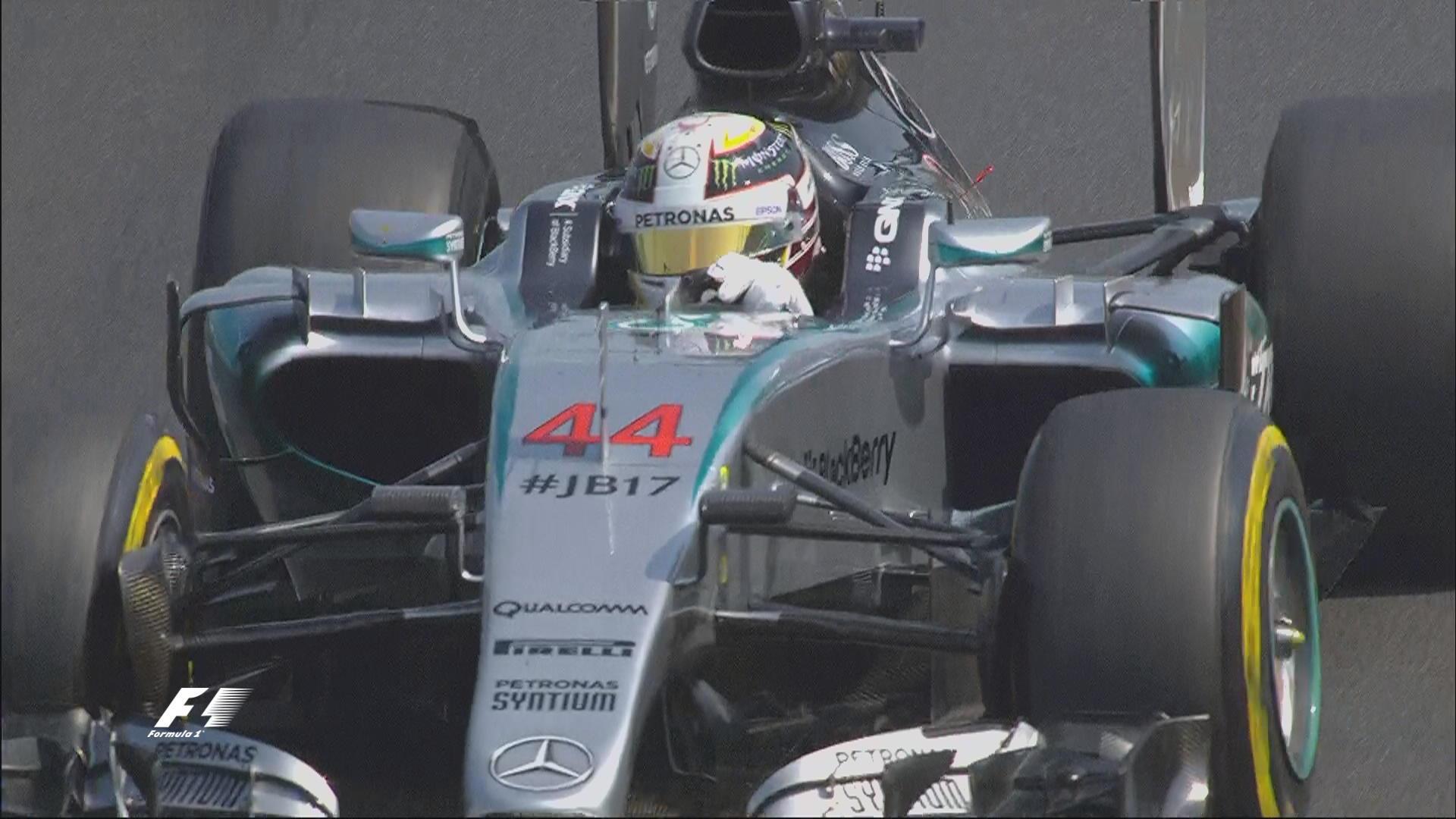 GP BUDAPEST PROVE LIBERE : Hamilton l'uomo da battere, Red Bull Rimette le ali!