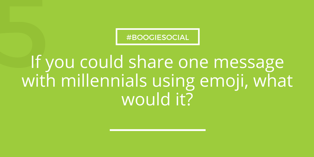 Thumbnail for #millennials & emojis