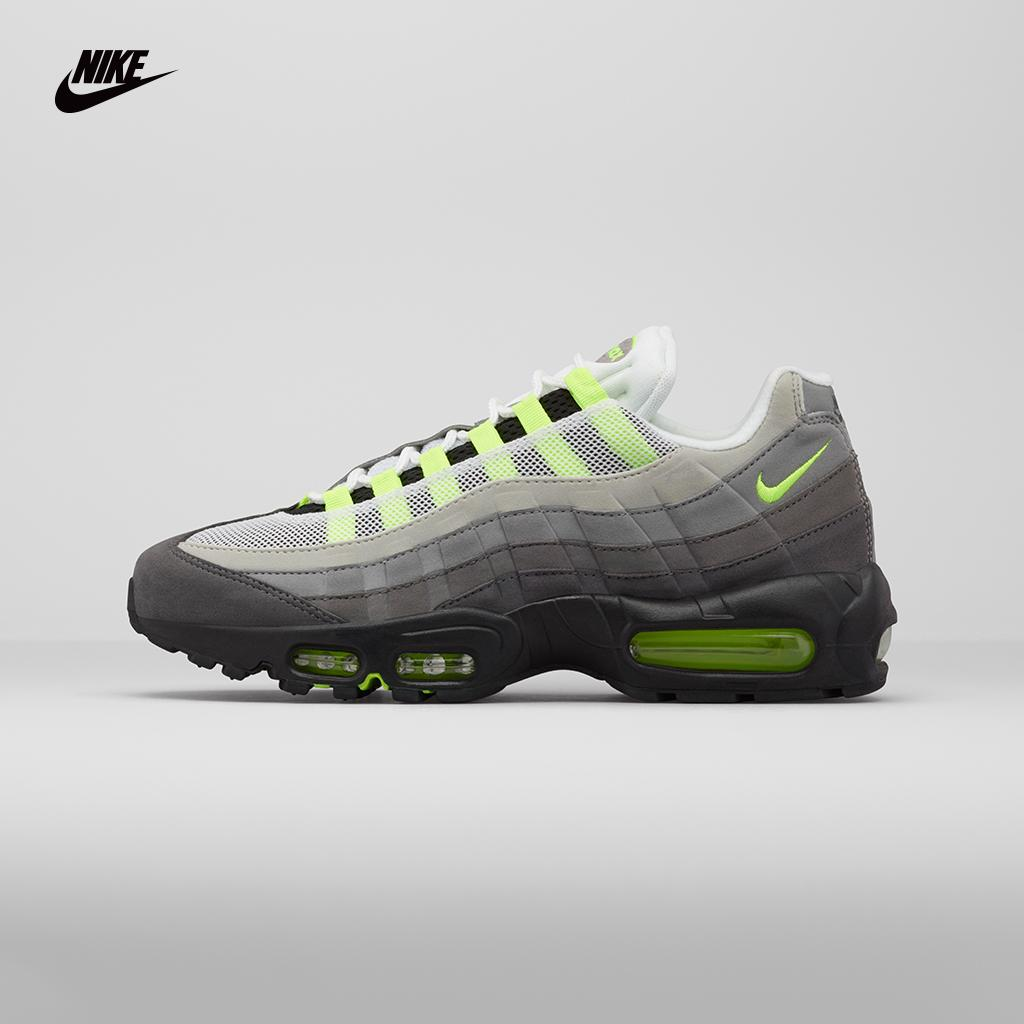 new concept 3e4e8 e5892 tomorrow the nike air max 95 og neon is making a strong comeback details