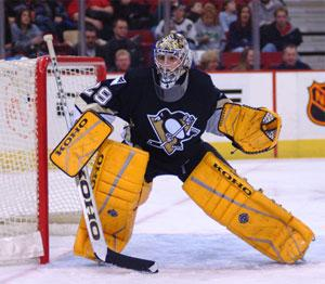 Image result for marc andre fleury rookie season