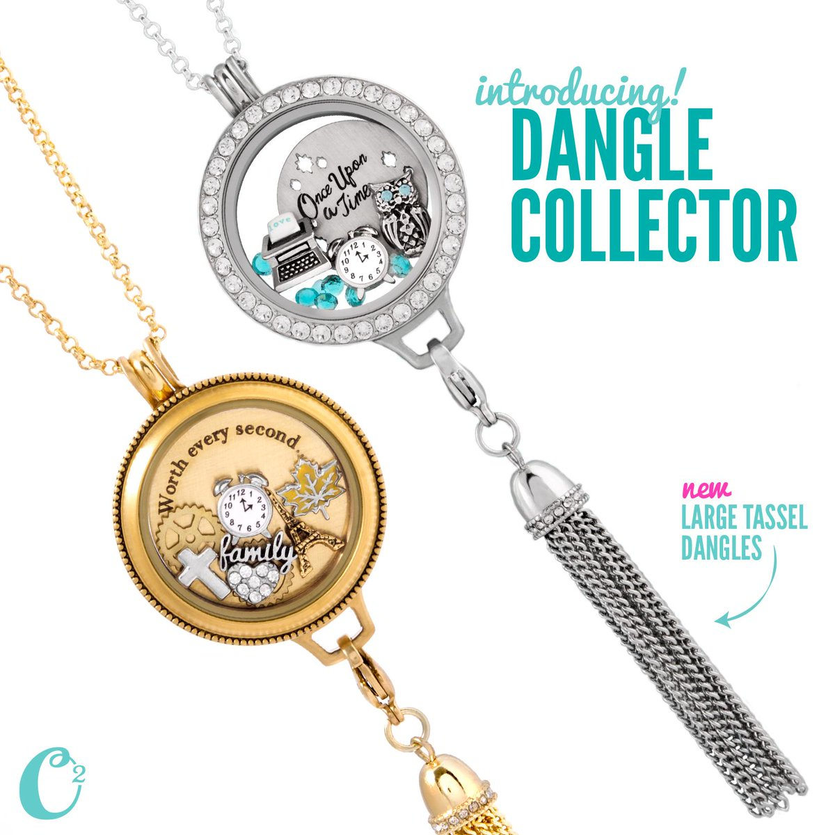 New Origami Owl winter large living locket and chain. Includes ... | 1200x1200