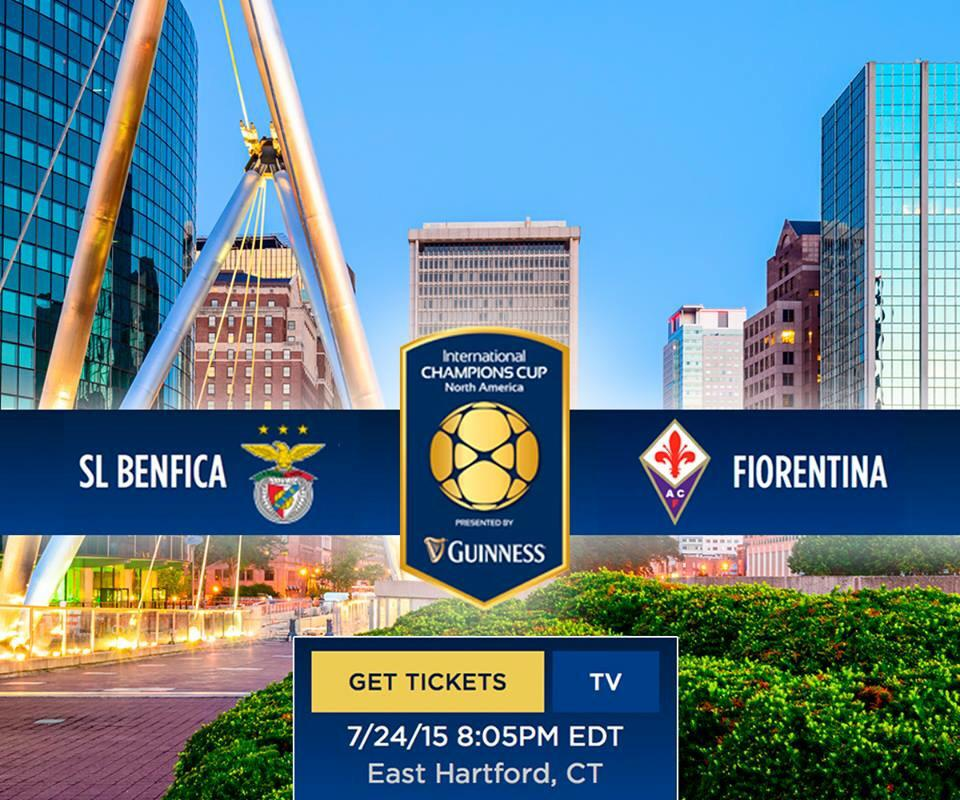 Benfica Fiorentina info Streaming