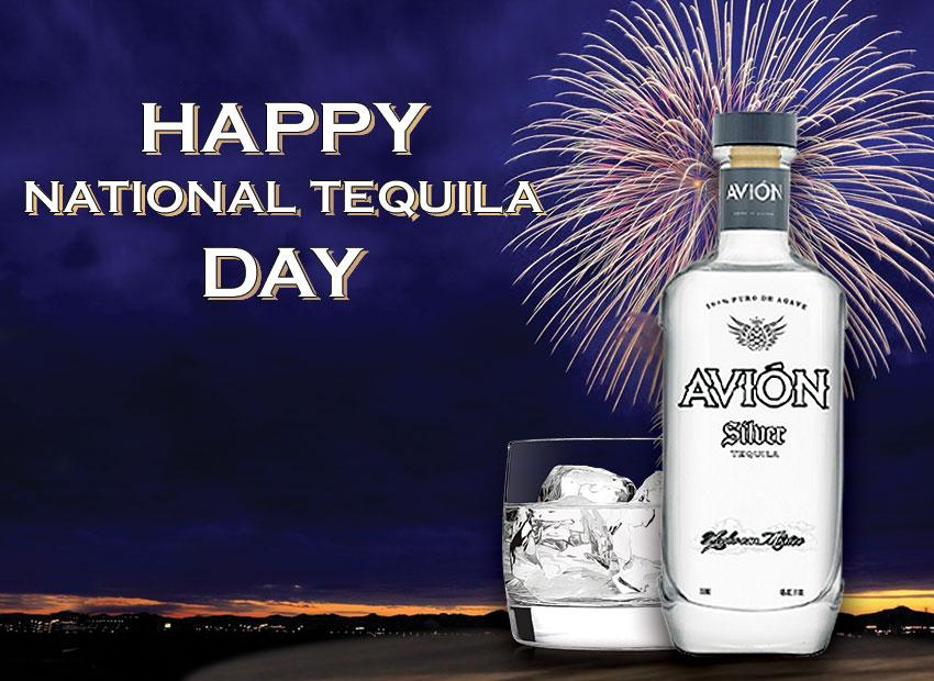 Celebrate #NationalTequilaDay with the voted #WorldsBest tasting tequila! http://t.co/VtxNp0cJ3V