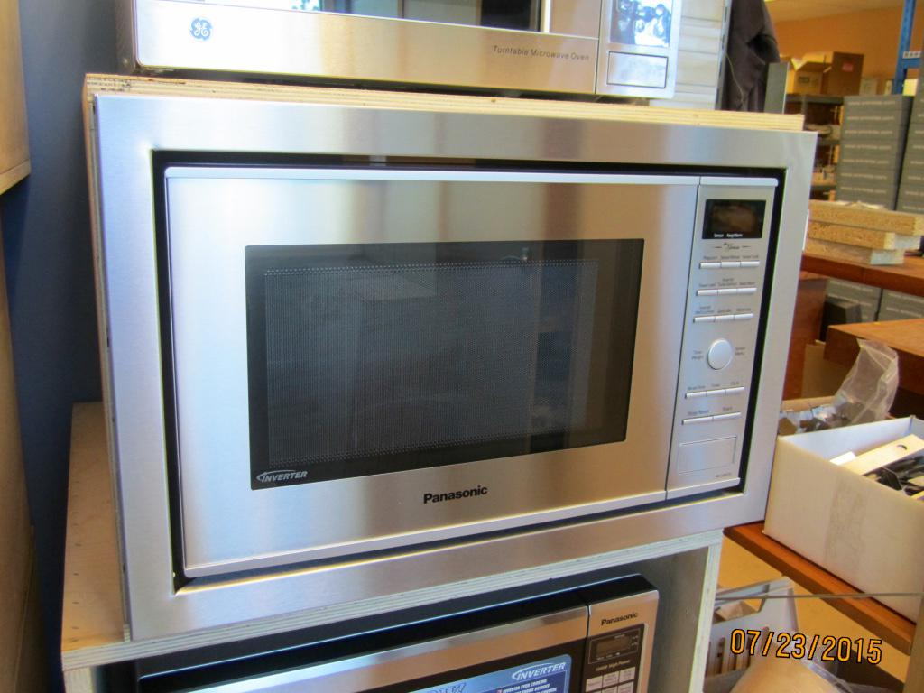 Trimkits Usa On Twitter Now Has Builder Project Microwave Oven Trim Kits For 3 Panasonic Microwaves Nnsd671s Nnst762s