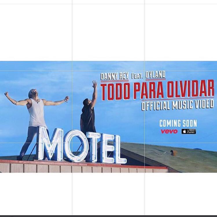 COMING SOON... #todoparaolvidar ft. @misterdyland @dannyreymusic  QUE HARÍAS TU PARA OLVIDAR? http://t.co/FjQCOvzXtI