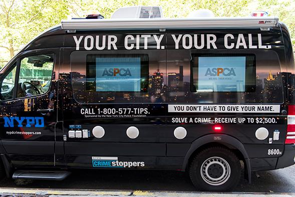 We're partnering with @NYPDnews #Crimestoppers to make it easier to report animal cruelty! http://t.co/s1bqTqNc7F