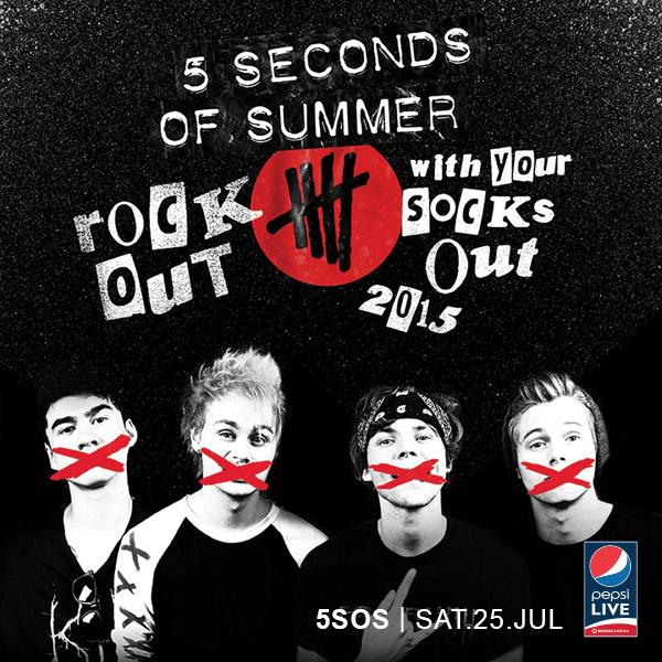 You've waited a year, @5SOS fans... RT if you're ready for #ROWYSOVancouver tomorrow