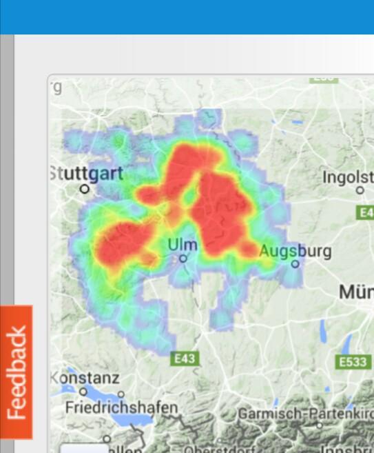 Wettervorhersage Friedrichshafen