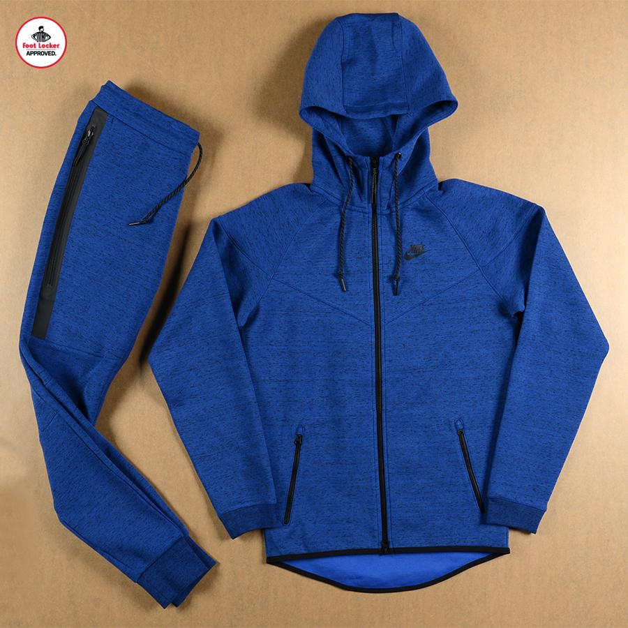 f783ecff0 @footlocker 3 years. check out the new nike tech fleece windrunner and pant  in royal available in stores