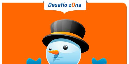 Dale RT a los 2 tweets del muñeco de nieve y si lo ordenas en tu perfil, estás participando por tickets a la nieve http://t.co/fgjITP8Qot