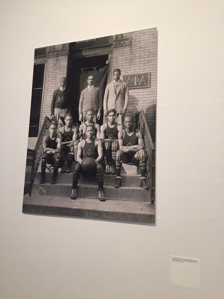 First thing I see at the Rise of Sneaker Culture Exhibit @apa1906NETwork http://t.co/F1UhWwMswf
