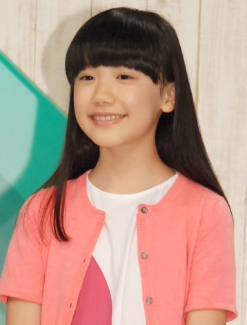 芦田愛菜のピンク衣装