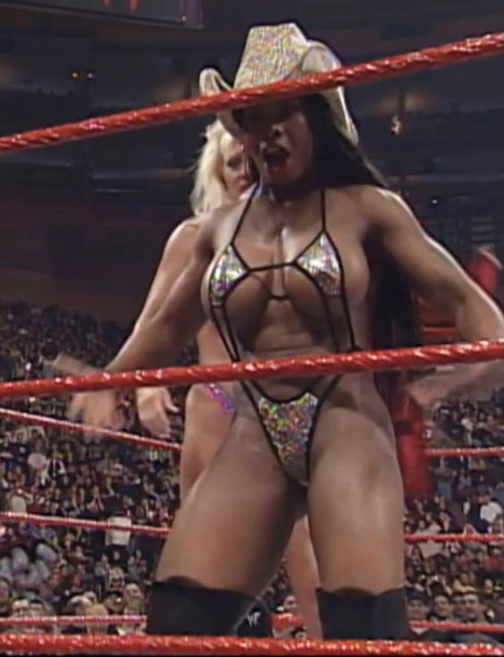 Wrestler nude jacqueline