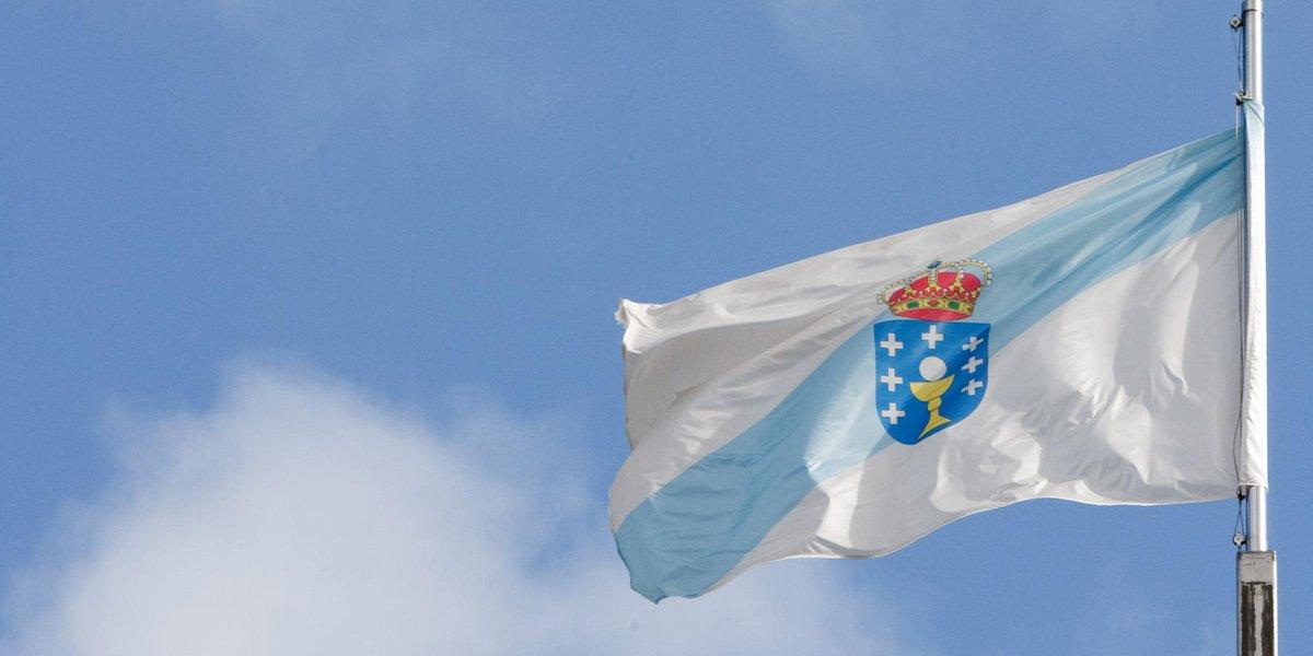 Hoxe toda Galicia está de festa. Hoxe é a festa de todos os galegos. Bo Día Nacional de Galicia! #ONosoDía http://t.co/9LN5N31Rdm