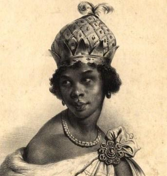 'Njinga: African Warrior Queen' Astonishing true story of a female general who fought a 40 year war against slavery. http://t.co/Ri6eqddNIq