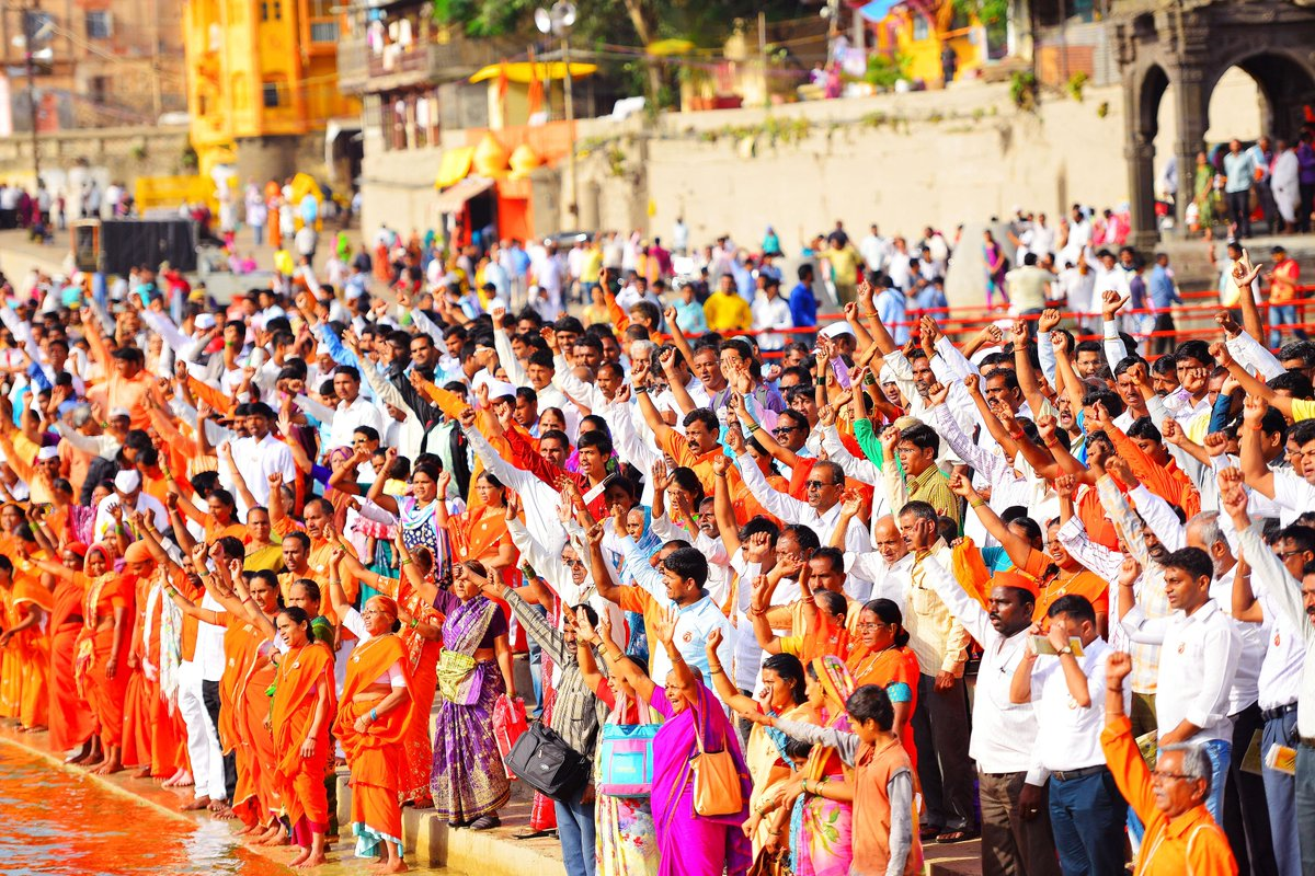 Now, a #mobile #app to help #Kumbh devotees locate public toilets http://t.co/HYSFGDXVGl