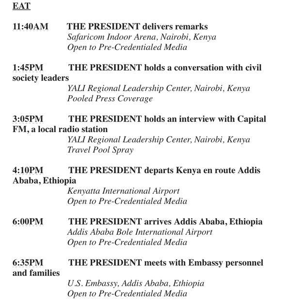 3.05pm Sunday #ObamainKenya http://t.co/UseIOMtY0f