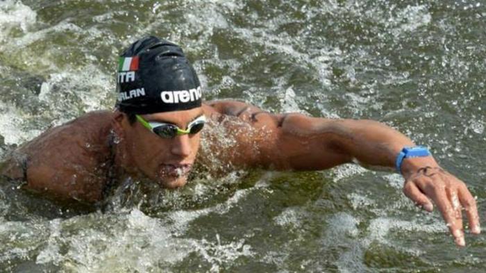 #Furlan bronzo nella 5 km di fondo: è la prima medaglia azzurra ai Mondiali di nuoto http://t.co/cmaTrQsRhu