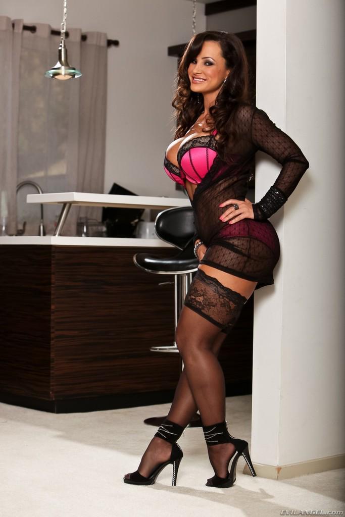 black Lisa stockings ann