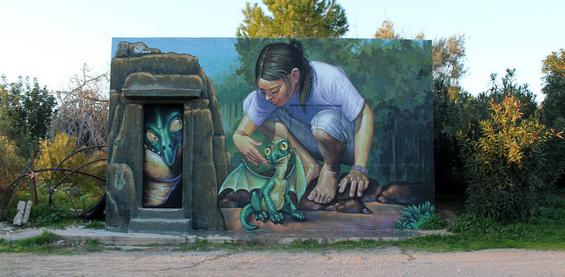 Wild Drawings from Athens http://t.co/ZCmFJpXEmD via @globalstreetart http://t.co/izlm2f4OcX
