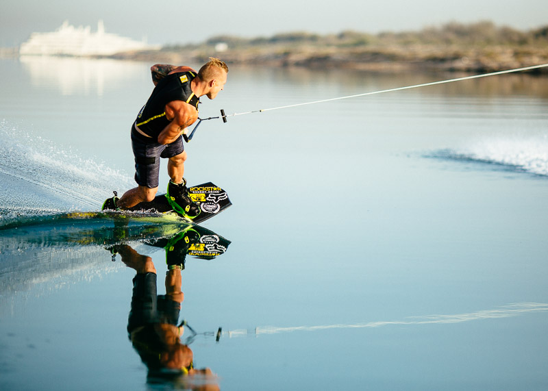 Pro wakeboarders go for gold on the World of @XGames #RealWake show Sunday  at