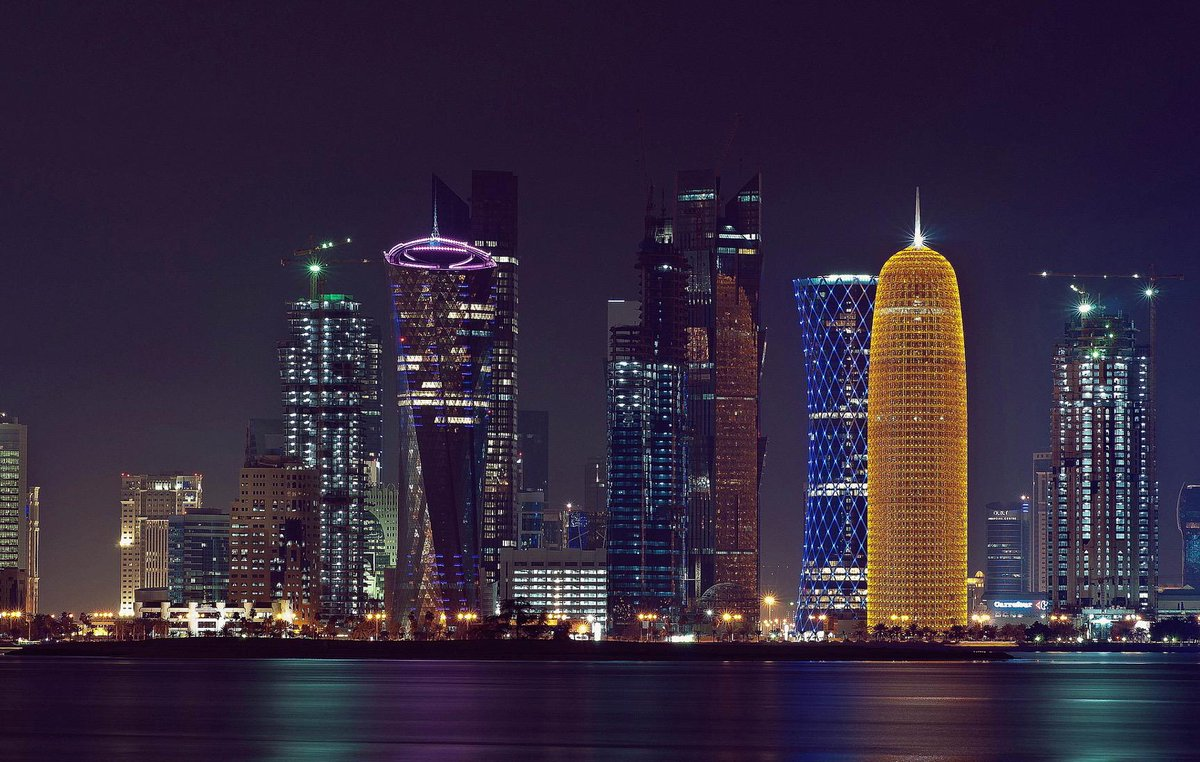 qatar living on twitter government employees will resume work
