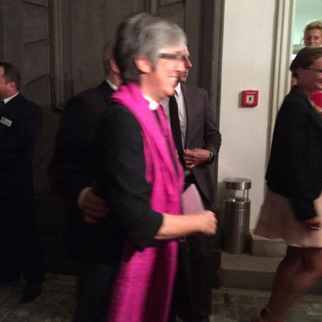 Regionalbischöfin Dr. Dorothea Greiner #Staatsempfang #BayreutherFestspiele http://t.co/f57Q5xPXQo http://t.co/pFxrzexc6I
