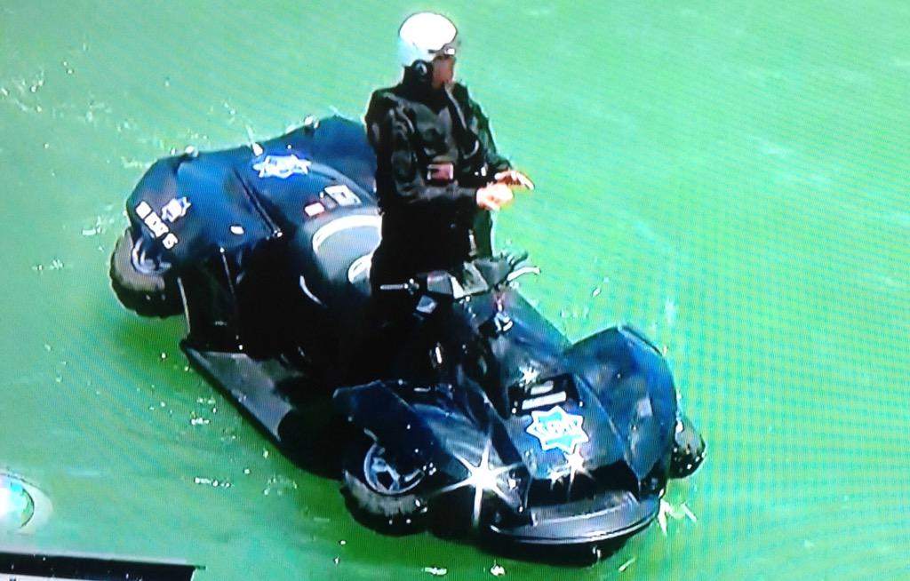 Somebody at @sfpd has been watching a bit too much @TopGear_BBCA lately!! Ha!! Awesome!! http://t.co/TJC4c04C1q