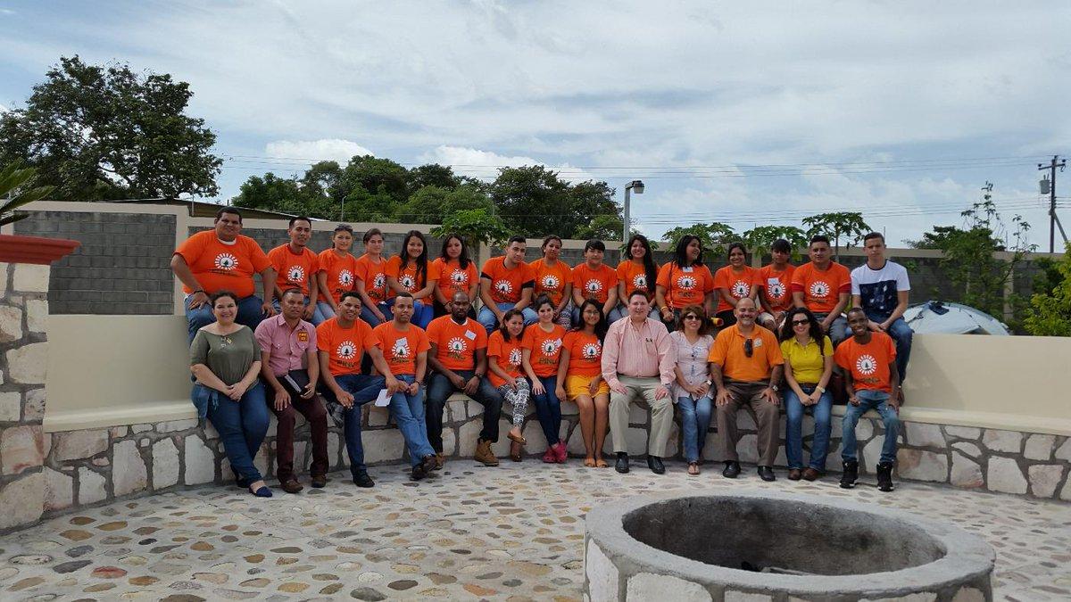 La Juventud Pinuista en taller-campamento ahora en El Zamorano! http://t.co/9ouWL6aGX7
