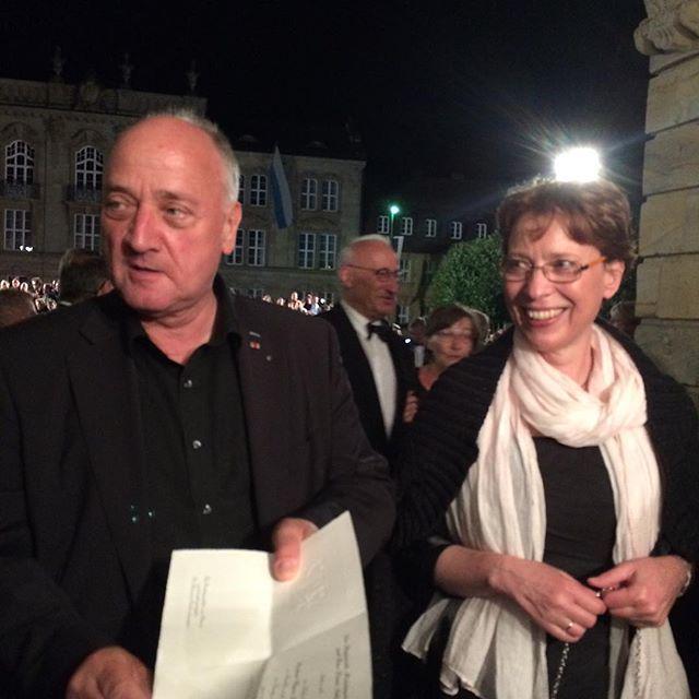 Nikolaus Richter #Staatsempfang #BayreutherFestspiele http://t.co/GpBEZMVM1m http://t.co/AmfduxFRZw