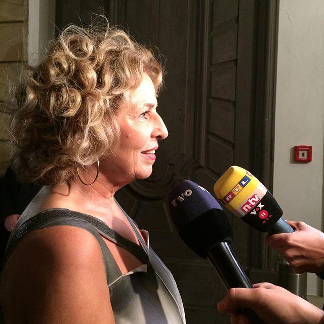 Michaela May #Staatsempfang #BayreutherFestspiele http://t.co/QH2cuD53Wg http://t.co/71TPKN2SFs