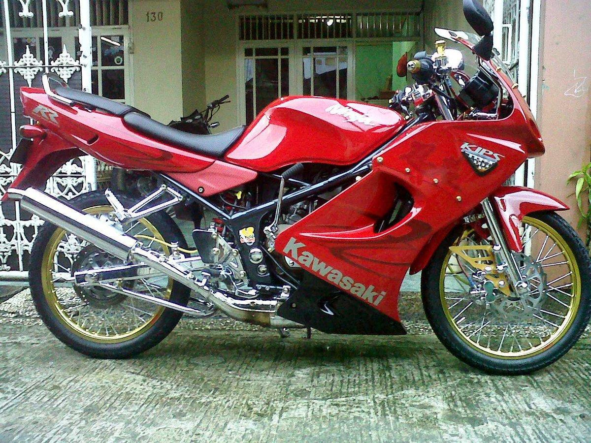 "Modif Motor Terbaru On Twitter: ""modifikasi Motor Kawasaki"