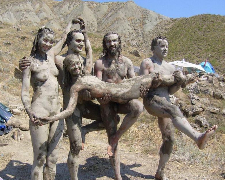 Mud Naturist 62