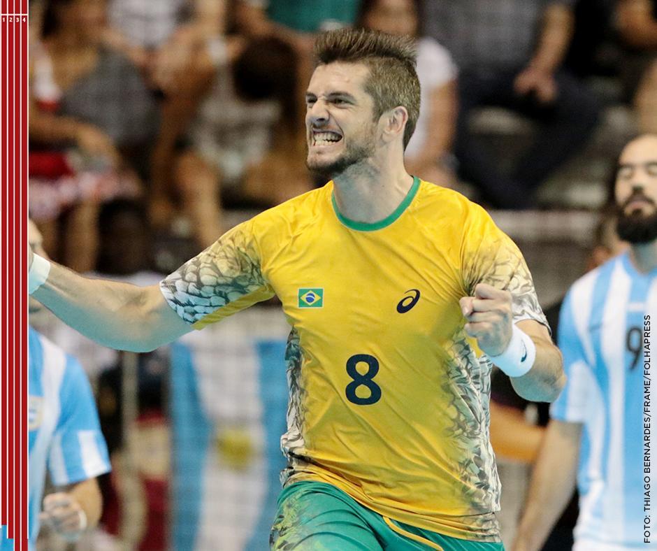 Que jogo emocionante!!! Quanta raça dos nossos meninos do handebol!! É mais um OURO pro Brasil!!!