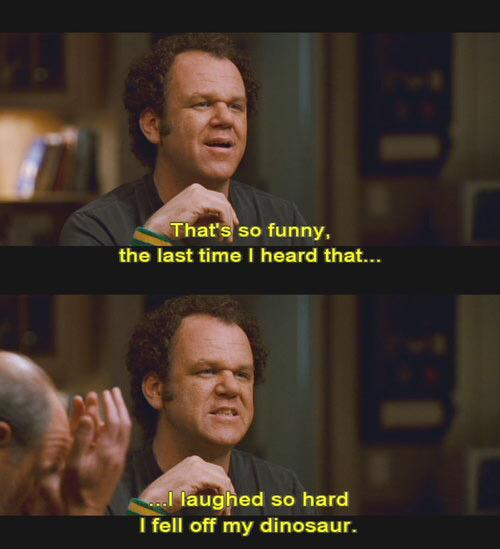 Step Brothers Quotes on Twitter: